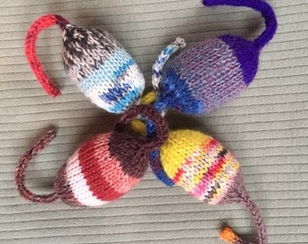 Catnip Toys Set of Four for Hours of Feline Fun