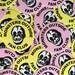 Monsters Outside Fan Club Sticker Pack