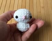 Liberty Dove Amigurumi - Fundraising Dove Doll for the ACLU