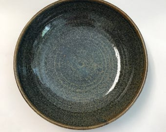 Ceramic Shallow Bowl