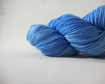 "Old School Merino Worsted Weight yarn in ""Nordic"" by AnniePurl"