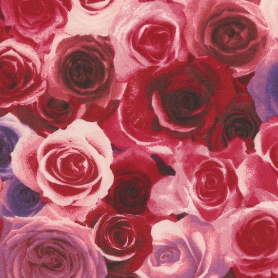 half yard lecien kayo enza rose life garden 2017 roses