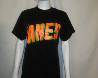 Miami Hurricanes t shirt NCAA, Miami Canes t shirt, University of Miami Hurricanes college