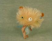 April the Little Scrappy Teddy Bear