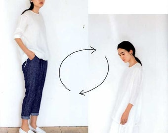 Easy Clothes for All Seasons - Japanese Craft Book MM