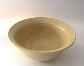 Serving Bowl - Golden Desert Glaze