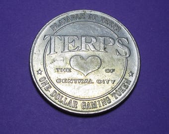Terps The Heart of Central City Gaming Token