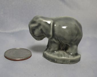 Wade Whimsies Gray Elephant
