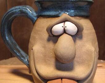 Happy  Tongue Out  Mug ........