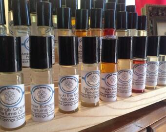 Roll-On Perfume Oils
