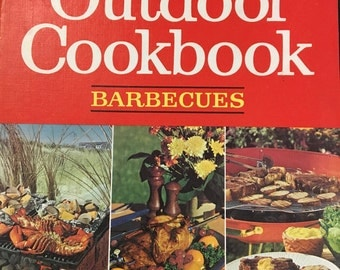 1960s Betty Crocker Outdoor Cookbook