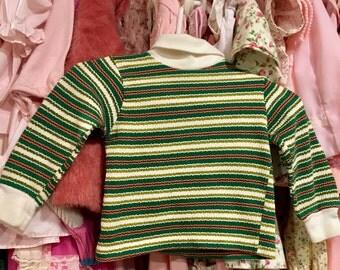 1970s Baby Shirt 6/9 Months