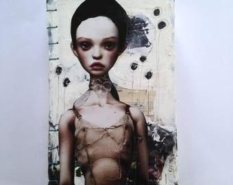 Handbound Journal - Doll