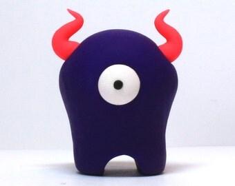 Vette the Timid Monster