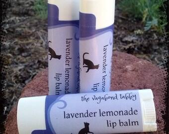 lavender lemonade lip balm