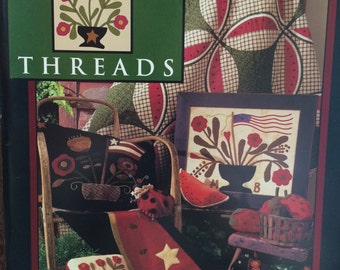 Needl' Love Quilting and Wool Project Book Summer Spirit Threads