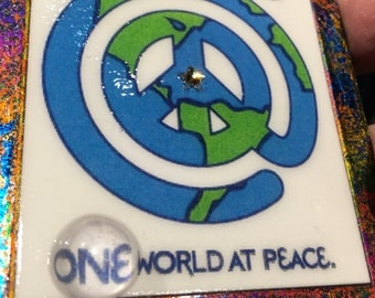 1 world @ PEACE No. 49721