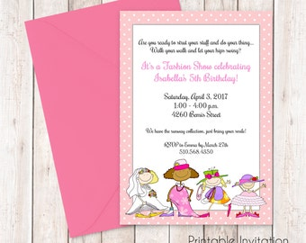 Picnic invitation printable invitation design custom dress up party invitation printable invitation design custom wording jpeg file stopboris Images