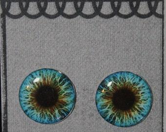 Realistic Blythe eyechips Style #151