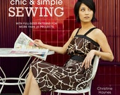 Chic & Simple Sewing Book