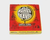 1960s travel movie / 60s Castle Films movie / The Holy Land World Travel 8 MM Film