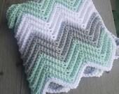 Custom car seat blanket
