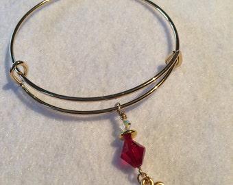 Love You Forever Charm Bracelet