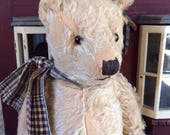 Eddie ~ 1940's British Made Chiltern 'Hugmee' Teddy Bear ~ RESERVED please do not purchase
