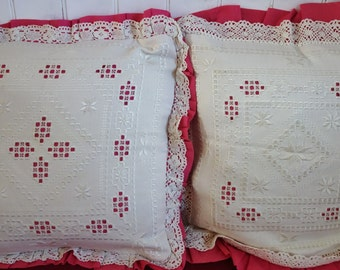 Vintage Chair Pads Etsy