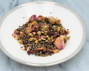 Organic Herbal Tea - Lunar: Lavender Rose