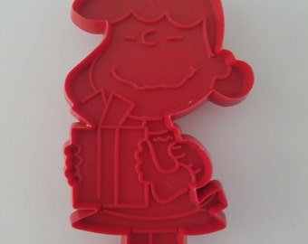 Vintage Lucy Cookie Cutter