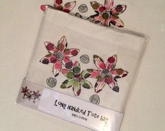 Sketchy Flower - Tote Bag