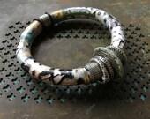 Polymer Mokume Gane Bracelet