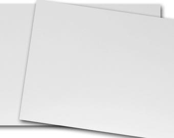 Classic CREST Recycled 100 BRIGHT WHITE 80 lb Card Stock - 50 pack