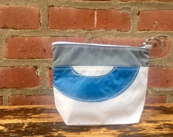 Sailcloth Cosmetic Bag