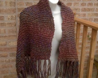 Prayer Shawl - In Nouveau - Shawl bridal party - mother of the bride - womens fashion