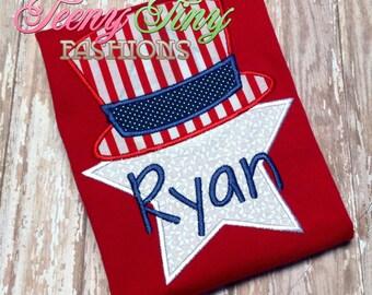 4th of July Shirt - July 4th Shirt - American shirt - Parade Shirt - Patriotic Shirt - Independence Day - Fireworks Shirt - Star Spangled