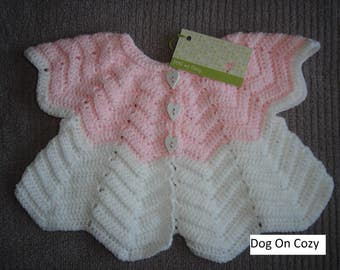 Childs Sweater Topper - 6mos. - 12mos.