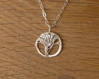 Twiggy Tree Necklace