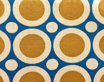 Disco 70s Geometric Op Art Fabric// Fab 70s Geometric Design // Cotton Yardage// New Old Stock// By the Yard