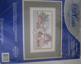 Vintage (1993) counted cross stitch by J.&P Coats,