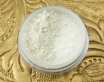 Light Face & Hair Powder Australian kaolin clay organic translucent