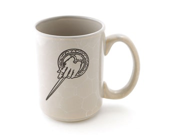Game of Thrones Hand of The King Mug - Commander of the Seven Kingdoms - Lannisters - gift for GOT fan