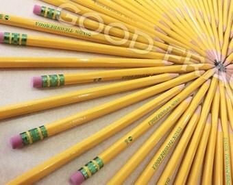 Wall art, Pencils, Classroom print, homeschool decor, printable school wall art, high definition pencil photo print