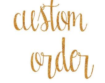 Custom Listing for strobeckj