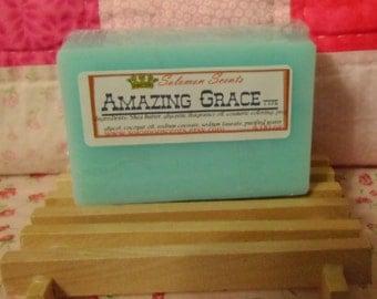 Gracefully Amazing Shea Butter Soap