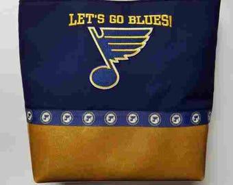 St. Louis Blues Purse