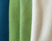 Custom Order for Brandy Hand Dyed Felted Wool Fabrics