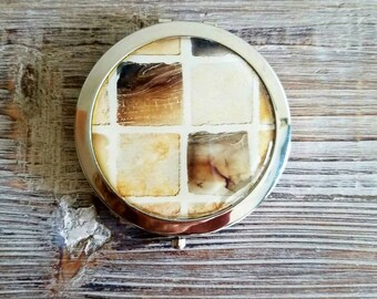 Autumn Crush Pocket Mirror