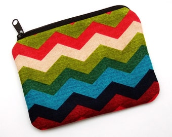 RS Zipper pouch / coin purse /card bag (padded) (ZS-198)